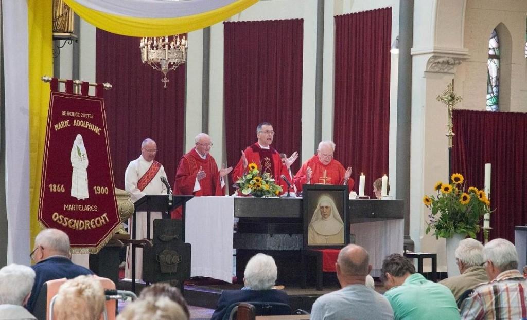 Knipsel eucharistie