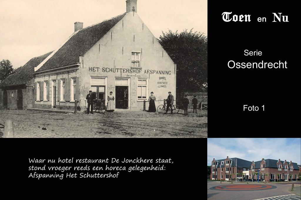 Toen en Nu Ossendrecht1