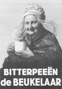 bitterpeeën